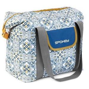 Spokey SAN REMO Plážová termo taška, retro, 52 x 20 x 40 cm