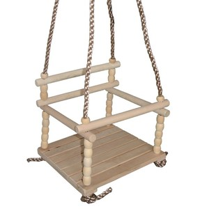 ACRA HP1 Detská drevená hojdačka
