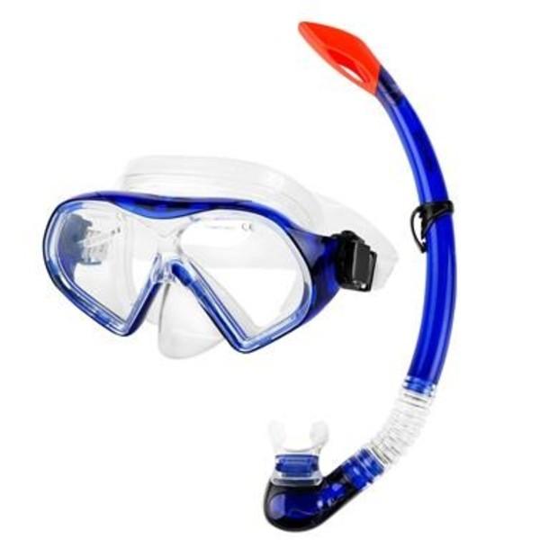 Spokey CELEBES Sada pro potápění maska+šnorchl