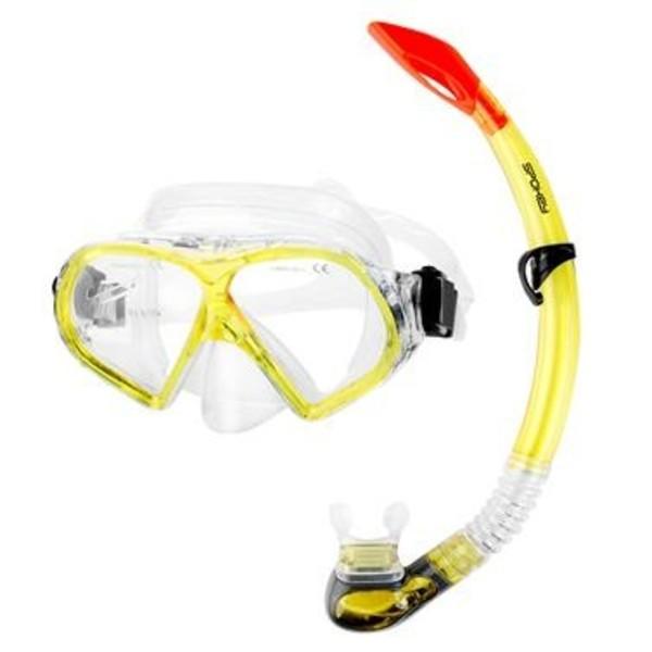 Spokey FLONA Sada pro potápění maska+šnorchl