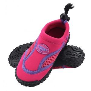 Boty do vody dětské růžové