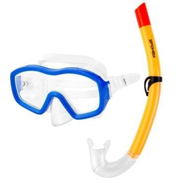 Spokey BOMBI BOY Juniorská sada pro potápění maska+šnorchl