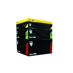 CrossFit Plyo box SOFT - 91x76x30 cm