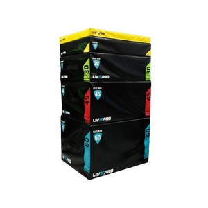 CrossFit Plyo box SOFT - 91x76x60 cm