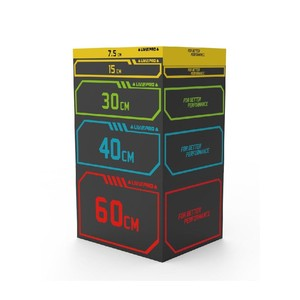 CrossFit Plyo box SOFT LivePro - 91x76x60 cm