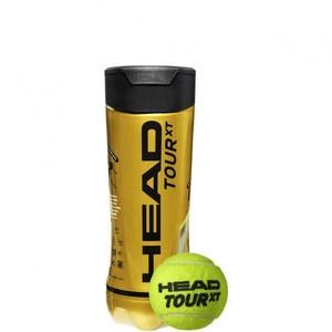 Tenisové míčky HEAD TOUR XT 3ks