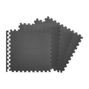 Spokey SCRAB - Podložka puzzle pod fitness vybavení, 1,2 cm_šedá_4 kusy 61x61 cm