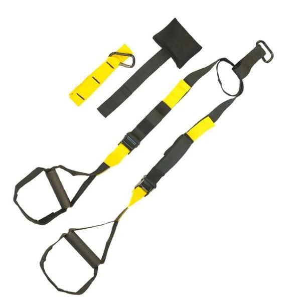 Multi gym trainer ZÁVĚS SEDCO žluto-černý