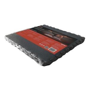 BODY SCULPTURE - BB 8340B - Ochranná podložka puzzle černá 60x60cm 4 ks