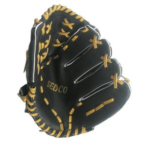 """Baseball rukavice DH-120 syntetická useň 12"""" Richmoral černá"""