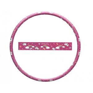 Kruh gymnastický Hula Hoop MONDO 80cm UNICORN