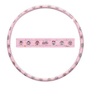 Kruh gymnastický Hula Hoop MONDO 80 cm LOL