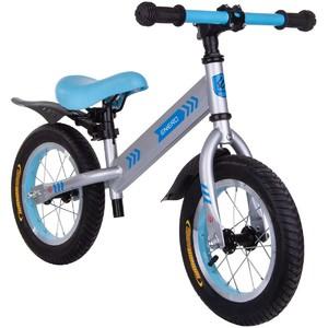 Dětské jízdní kolo 12 Enero stříbrno modrý