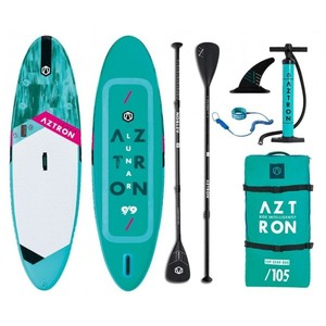 Paddleboard AZTRON LUNAR ALL ROUND 297 cm SET
