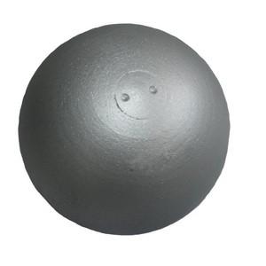Guľa atletická TRAINING 6 kg Dovažovanie SEDCO strieborná