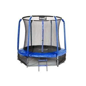 Jumpi zahradní trampolína Maxy comfort s vnitřní sítí 244cm/8FT modrá