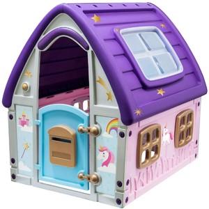 Enero domeček  Toys jednorožec 123x102x121cm
