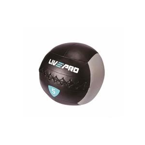 Míč na cvičení LivePro Wall Ball 5 Kg