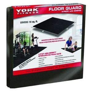 Podlahový kryt YORK - 6700 - Modulární podlahová krytina 126x126x1,3 cm