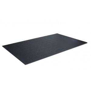 Podložka pod stroje FINNLO Floor Mat S čierna 120 x 70 x 0.5 cm