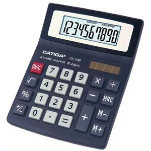 Kalkulačka Catiga 1182, stolní
