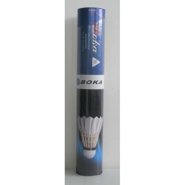 Míček badminton peří EVA BK501