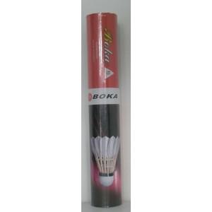 Míčky badmintonové - peří bílé KO BK503